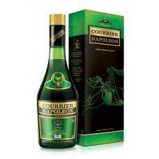 Courrier Napoleon Finest French Brandy (Green) 180ml