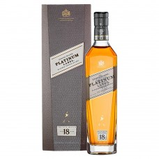 Johnnie Walker Platinum Label Blended Scotch Whisky Aged 18 Years